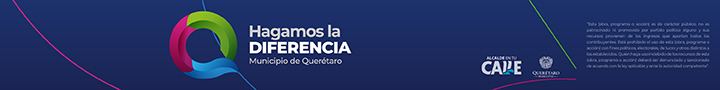 Banner Agosto Municipio Qro